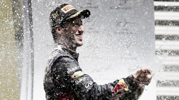 Spa-Francorchamps sourit à Daniel Ricciardo