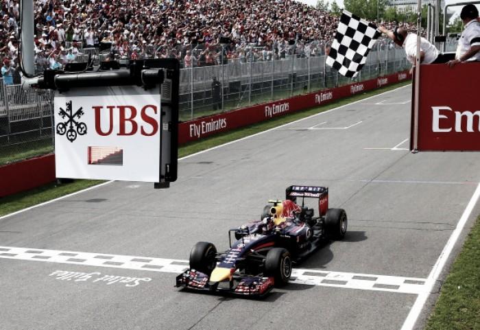 Estatísticas do Grande Prêmio do Canadá de Fórmula 1