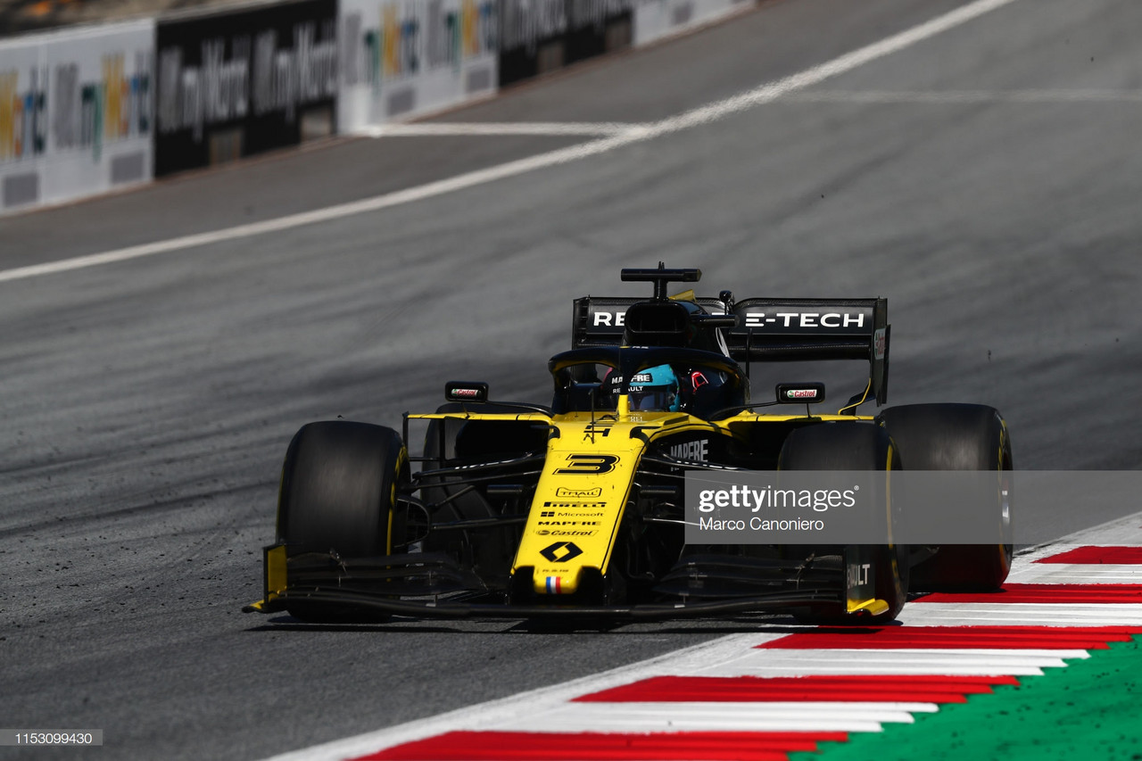 F1 Summer Break Review: Renault