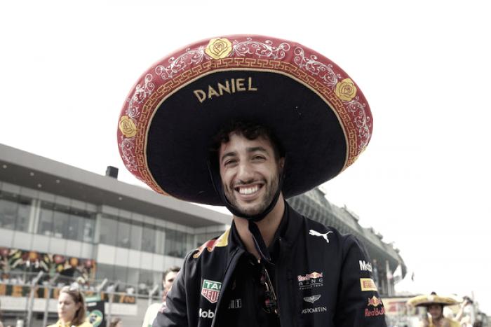 Retener a Daniel Ricciardo, objetivo número uno de Red Bull