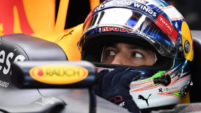 """Ricciardo, sobre el GP de Hungría: """"He ganado aquí en casi todas las categorías, así que siempre disfruto""""."""