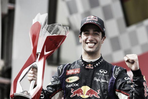 Ricciardo ganha electrizante GP do Canadá