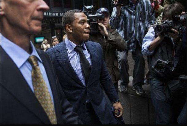 Ray Rice Reinstated In The NFL, Free To Sign With Any Team