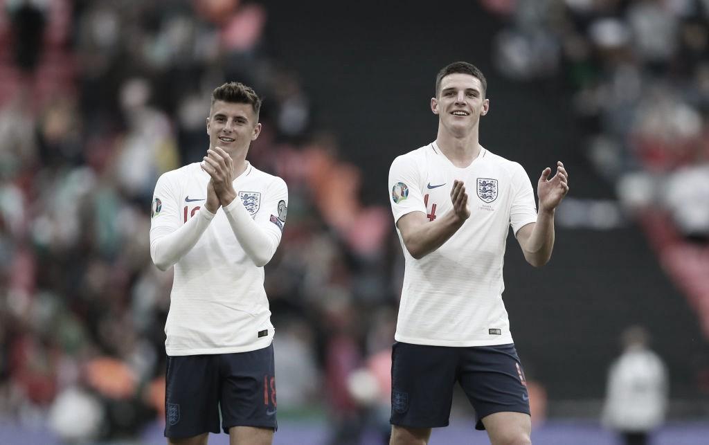El mediocentro de Inglaterra, las opciones de Southgate