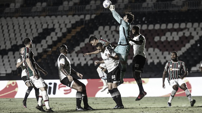 Richard fecha o gol contra o Fluminense e amplia invencibilidade do Ceará no Brasileirão