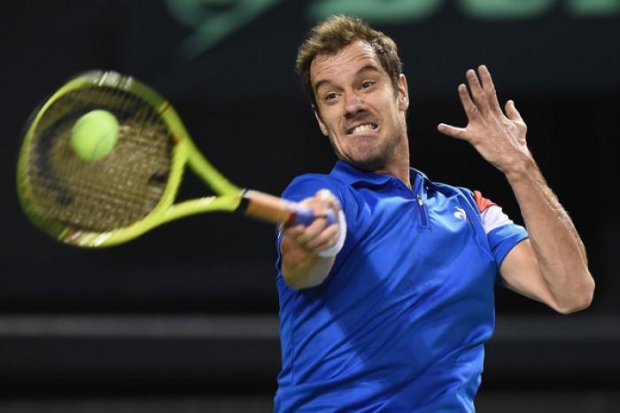 ATP Halle - Gasquet trionfa contro Monfils