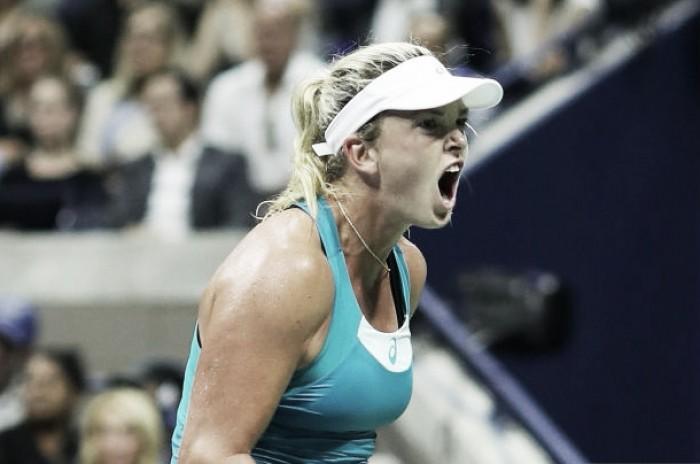US Open: Coco Vandeweghe defeats Agnieszka Radwanska in near three-hour thriller