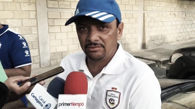 Real Cartagena, líder del Torneo Aguila pero sin DT