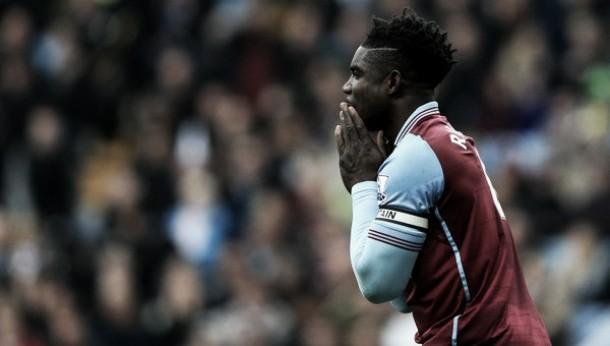 Aston Villa sweating over Micah Richards' fitness ahead of Southampton trip