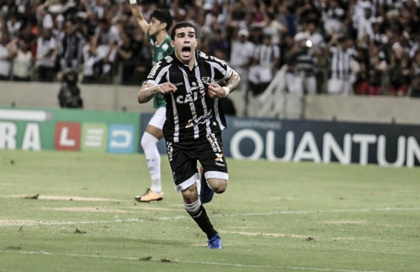 Richardson acredita em sequência e crescimento do Ceará na Série A