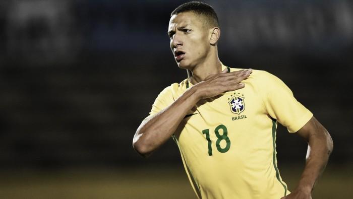 Watford oficializa contratação de Richarlison junto ao Fluminense