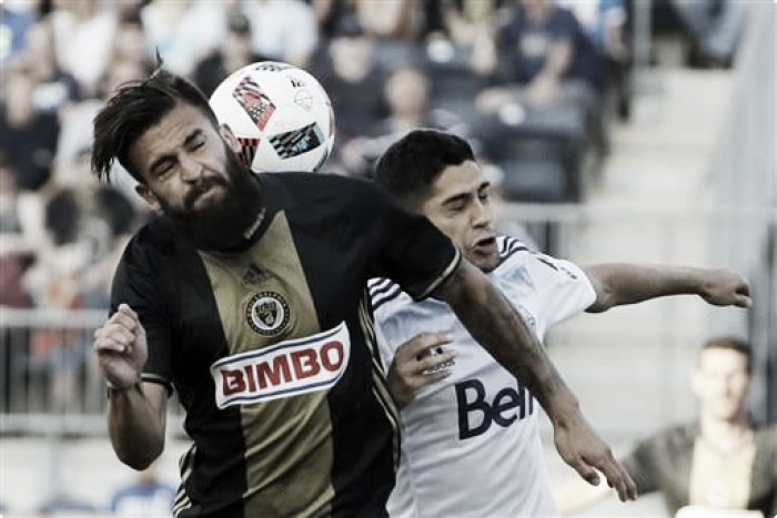 Despite late chances, Philadelphia Union hold on for late draw against Vancouver Whitecaps