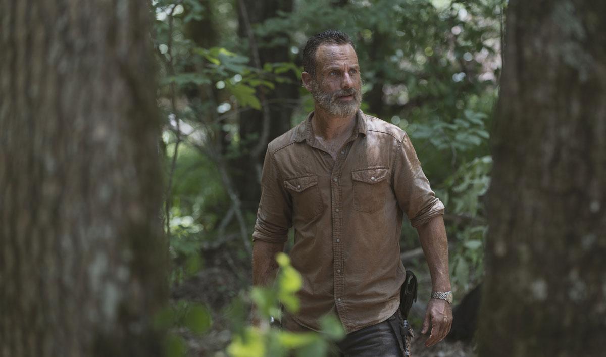 Personagem de Andrew Lincoln em 'The Walking Dead' ganhará trilogia de filmes