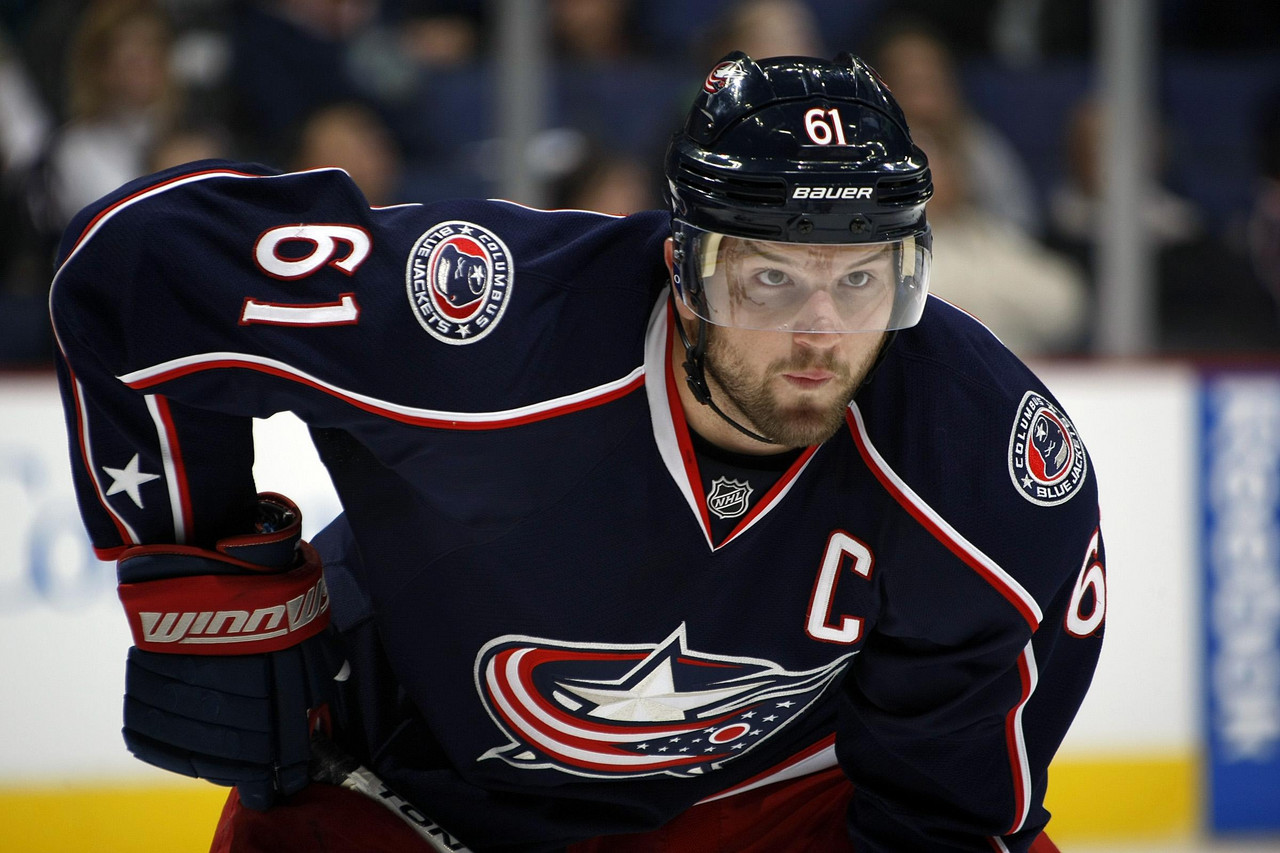 Rick Nash retires never capturing Lord Stanley