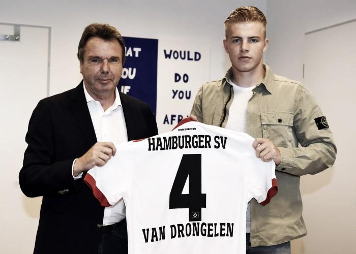Promessa holandesa, Hamburgo anuncia contratação do zagueiro Rick van Drongelen