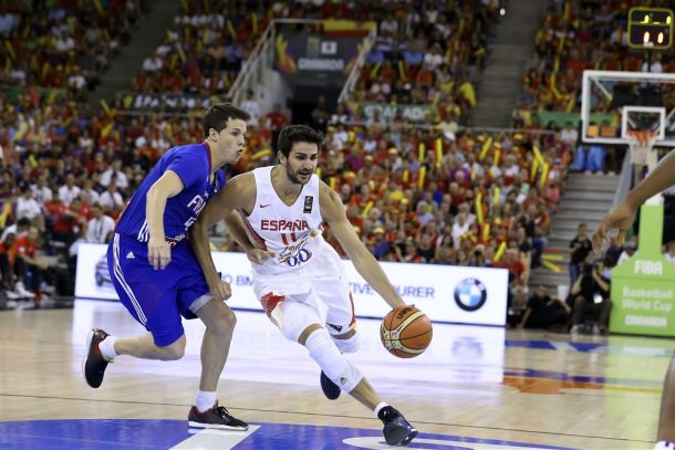 Spain Thumps France 88-64 In Surprising Blowout