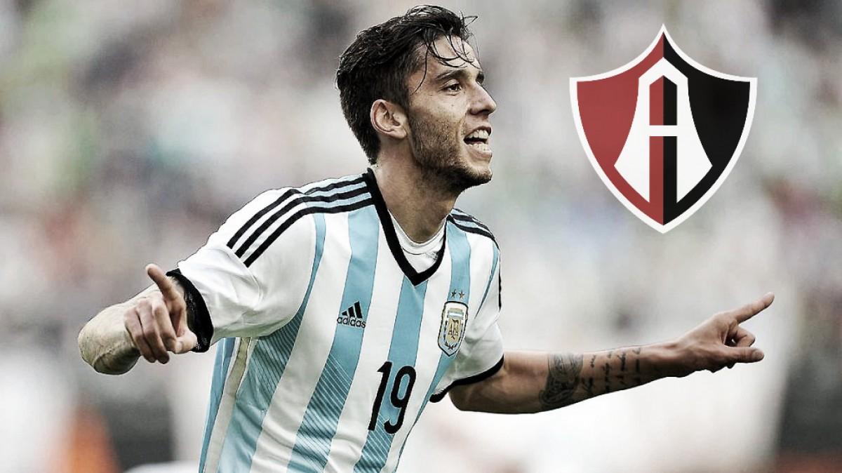Ricky Álvarez, última incorporación de Atlas para el Apertura 2018