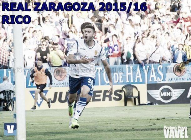 Real Zaragoza 2015/16: Diego Rico