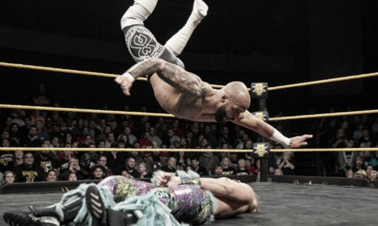 NXT 12 de Diciembre de 2018; la venganza de EC3 y el reto de Ricochet