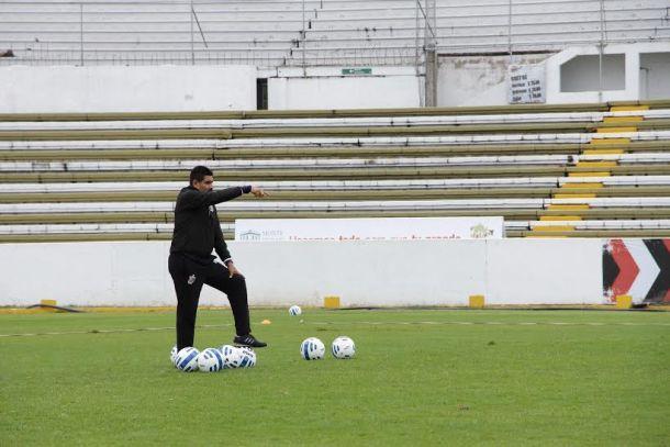 Ricardo Rayas quiere volver a la senda del triunfo ante Celaya