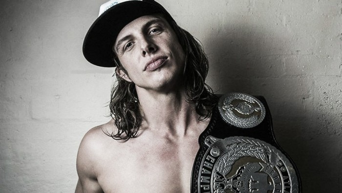 Matt Riddle on early success in wrestling, and potential WWE career