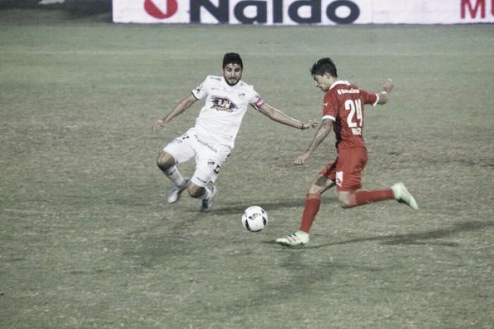 Puntajes de Quilmes 0 - Independiente 3