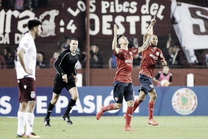 Independiente - Lanús, la revancha