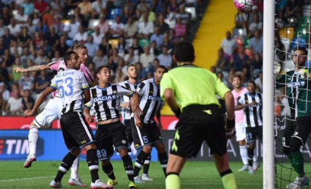 Grintosa ma sconfitta, l'Udinese debutta così al nuovo Friuli