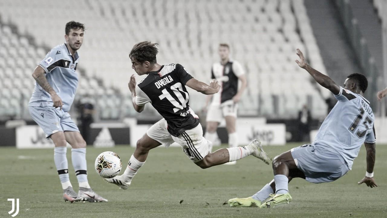 Com lesão na coxa, Dybala vira dúvida para Champions League