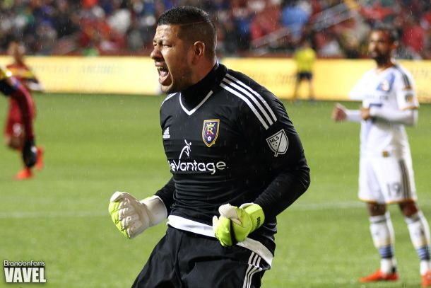 Real Salt Lake 0-0 Los Angeles Galaxy: Rimando's Late Heroics Saves Point For Real Salt Lake