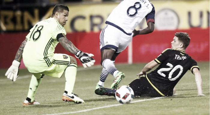 Columbus Crew SC defeat Real Salt Lake after lengthy weather delay