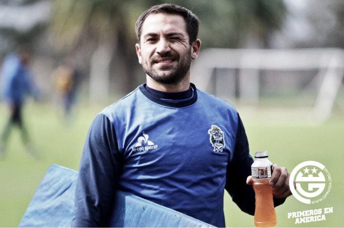 """Fabián Rinaudo: """"Si soy productivo de líbero, lo haré hasta que me retire"""""""