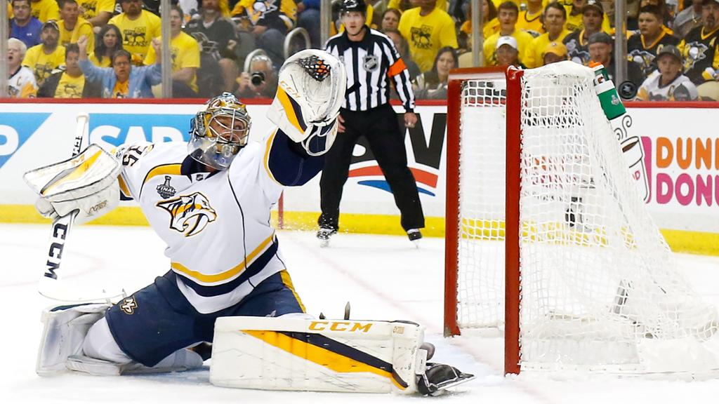 Pekka Rinne takes $10M for two years from Nashville Predators in new contract