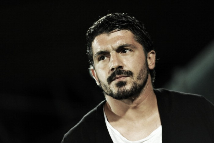 "Gattuso admits he would ""walk to England"" to become Manchester United boss"