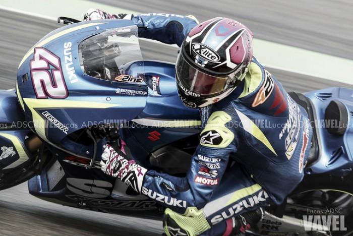 """Álex Rins: """"Espero ser capaz de luchar por posiciones de podio en cada carrera"""""""
