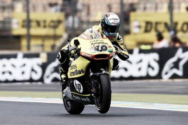 Espanhol Alex Rins conquista pole position pela Moto2 na França