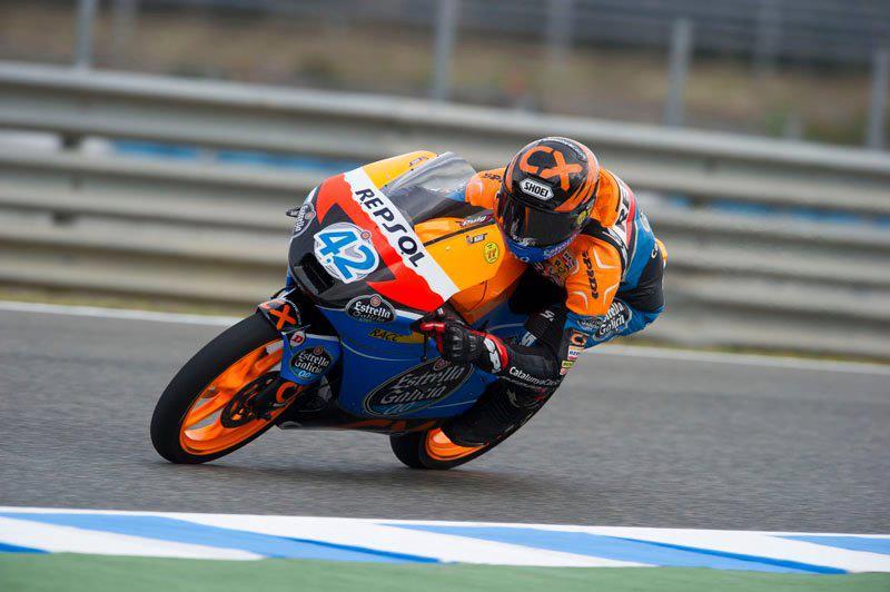 Álex Rins participará este fin de semana en el Campeonato de Italia