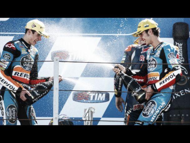Moto 3 : Rins reprend ses marques