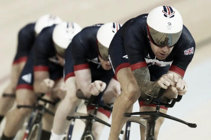 Rio 2016: Men's Team Pursuit Preview