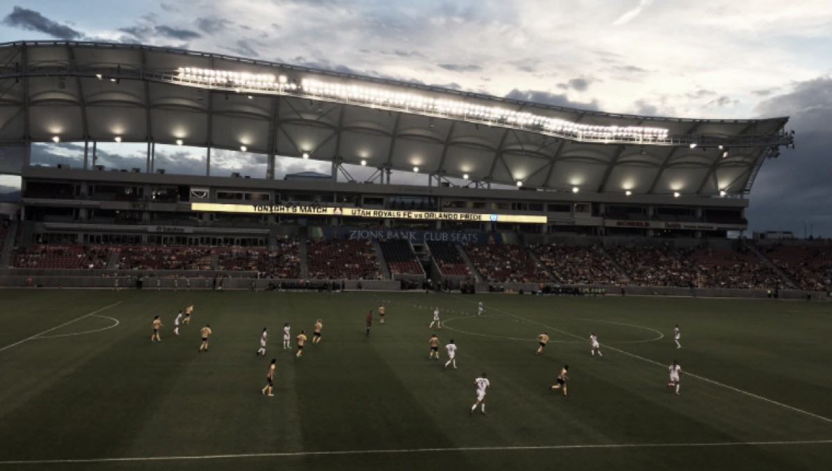 Defense wins as Utah Royals FC and Orlando Pride play to a scoreless draw