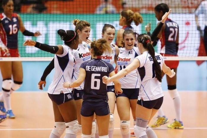 Rio 2016 - Volley: azzurre e azzurri scaldano i motori