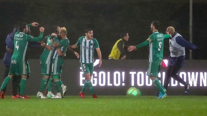 Rio Ave atira Benfica para fora da Taça