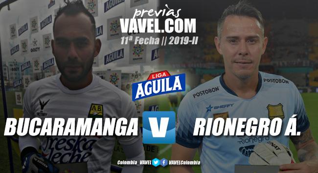 Previa Atlético Bucaramanga vs. Rionegro Águilas: necesidad contra comodidad