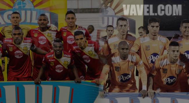 Análisis: así llegan Envigado y Rionegro Águilas al clásico joven del fútbol antioqueño