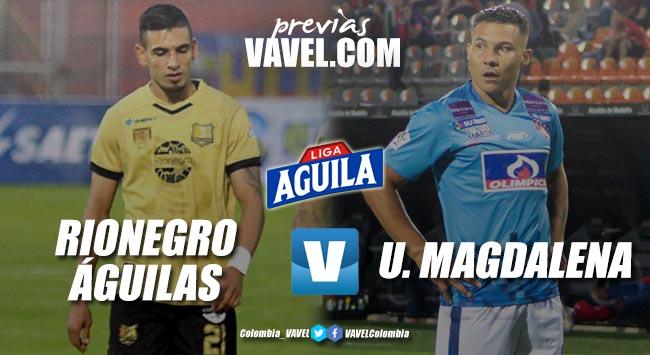 Previa Rionegro Águilas vs Unión Magdalena: dos equipos con urgidos de victoria