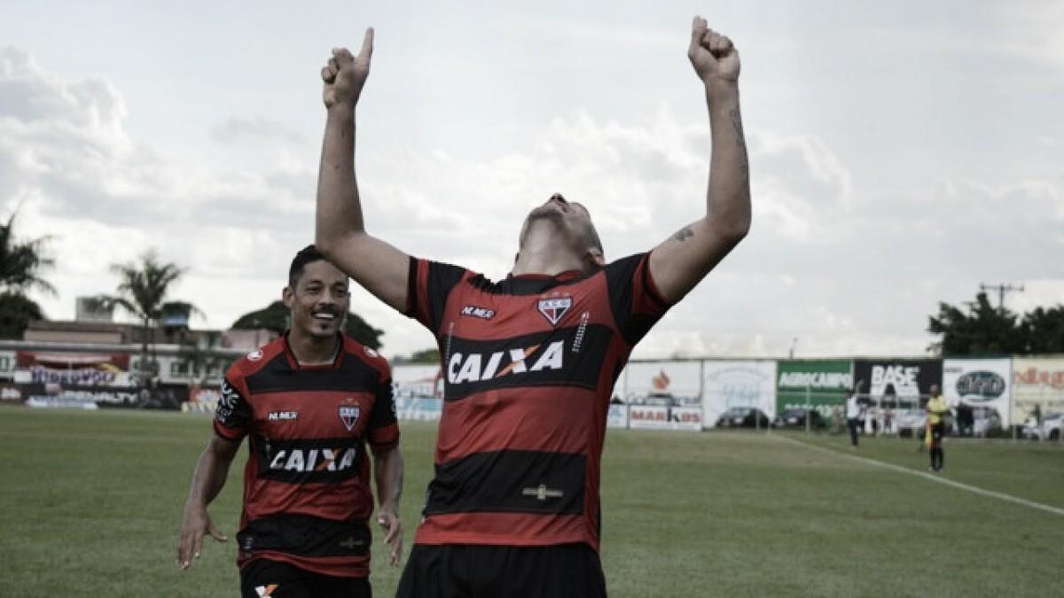 Atlético-GO vence Rio Verde e encosta na faixa de classificação para as semifinais