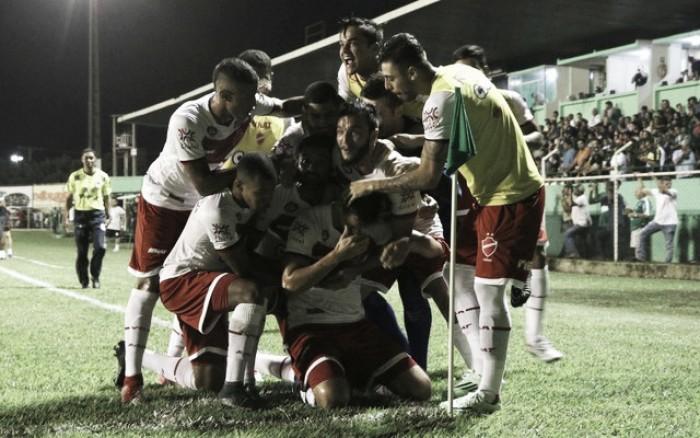 Com os reservas, Vila Nova vence o Rio Verde fora de casa e segue como único invicto no Goianão