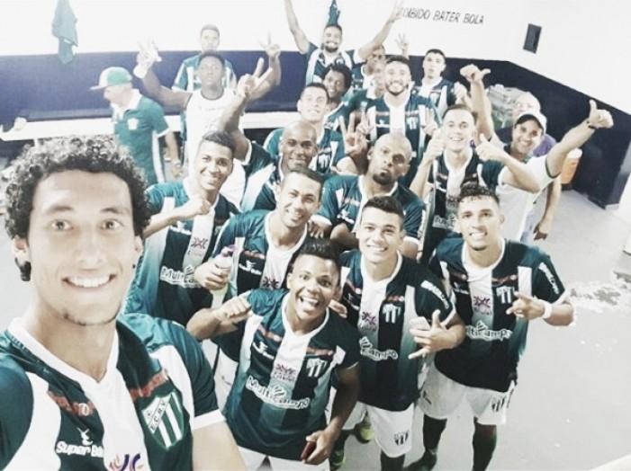 Com salários atrasados e greve de jogadores, Rio Verde pode abandonar o Campeonato Goiano