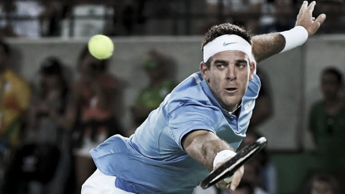 Río 2016: Del Potro full-time