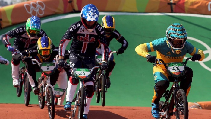 Rio 2016 - BMX, semi e finali: dominio americano, tra le donne oro Pajon, tra gli uomini vince Fields